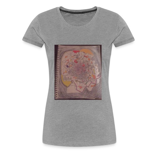 Direction - Women's Premium T-Shirt
