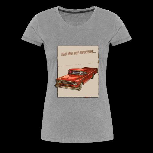Old Trucks - Women's Premium T-Shirt