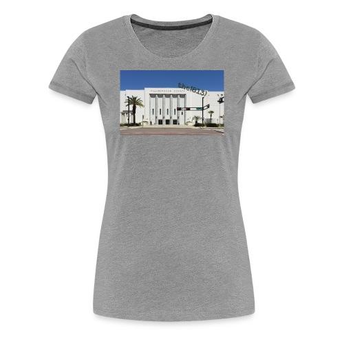 Hillsborough County - Women's Premium T-Shirt