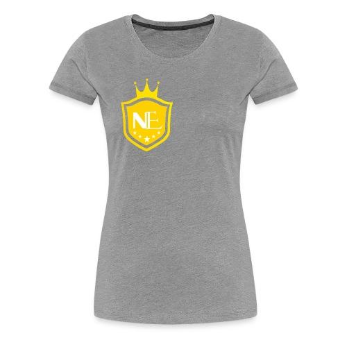 NEW ENERGY - Women's Premium T-Shirt