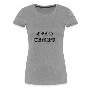 TRCS Times - Women's Premium T-Shirt