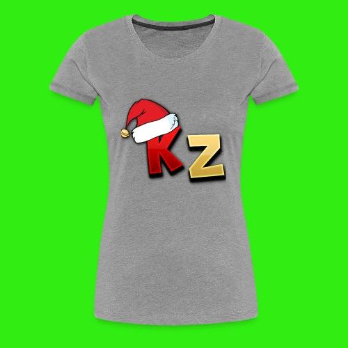 KaptainZay Christmas - Women's Premium T-Shirt