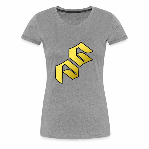 Pufflez Guild Logo - Women's Premium T-Shirt
