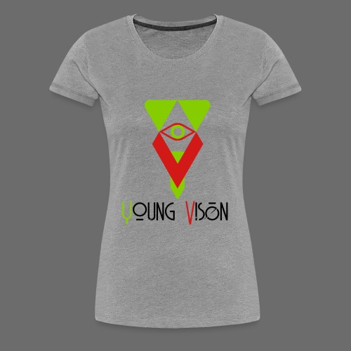 Young Vision - Women's Premium T-Shirt