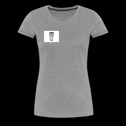 Double Cup - Women's Premium T-Shirt