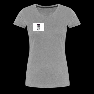 Double Cup - Women's Premium T-Shirt