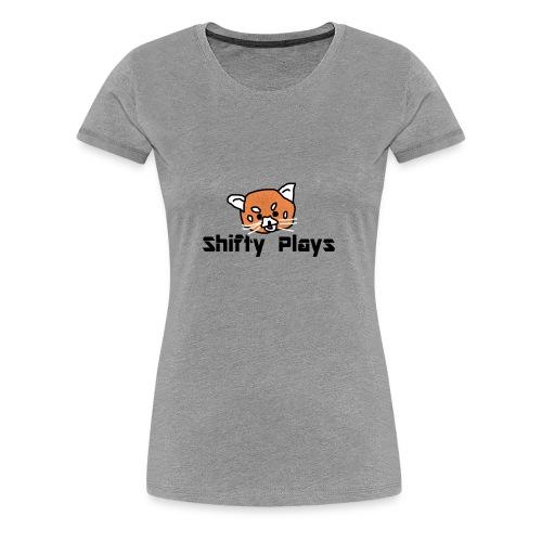 Shifty: Red Panda Tee Male - Women's Premium T-Shirt
