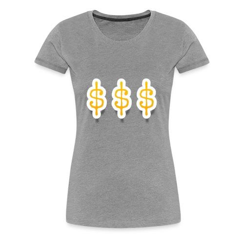 Money Mitch merchandise by Haut - Women's Premium T-Shirt