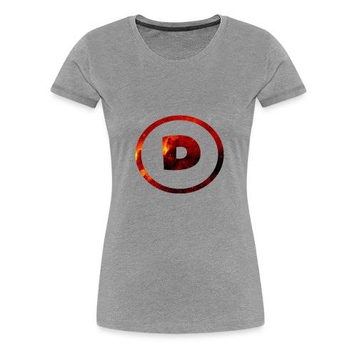 Dra9on Stuff #1 - Women's Premium T-Shirt