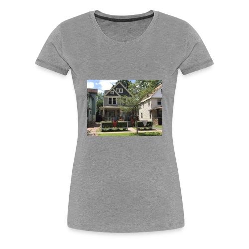 Christopher Superman Shop - Women's Premium T-Shirt