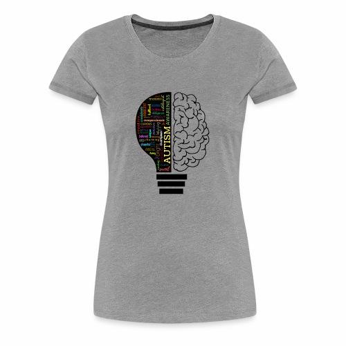 AUTISM AWARENESS - Women's Premium T-Shirt