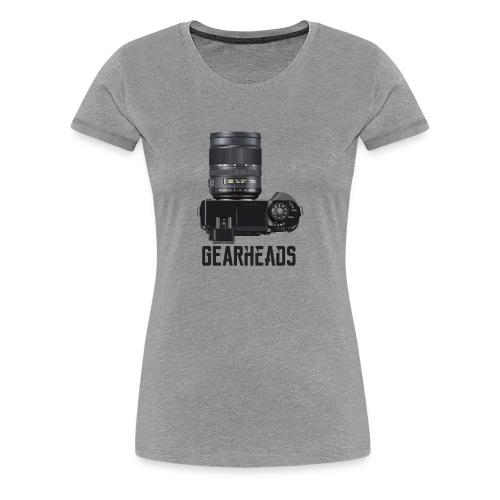GEARHEADS - Women's Premium T-Shirt