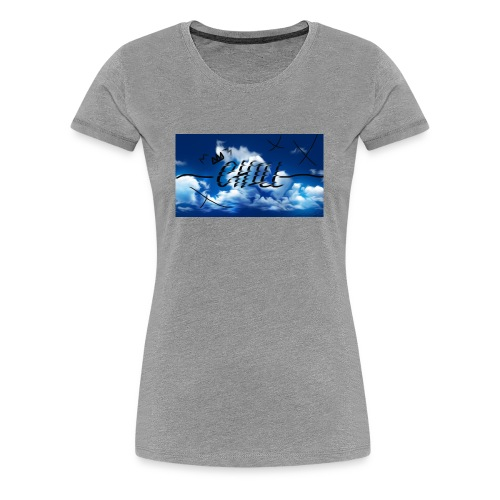 CHILL COLLECTION - Women's Premium T-Shirt
