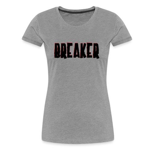 BreakLOGOupdate - Women's Premium T-Shirt