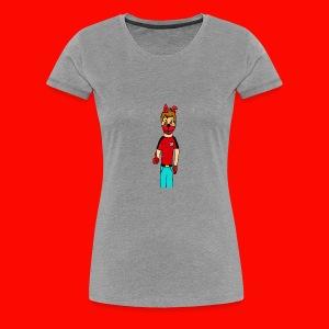 Like It KingRedDogChris - Women's Premium T-Shirt