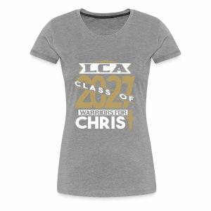 L.C.A. Class Of 2027 - Women's Premium T-Shirt