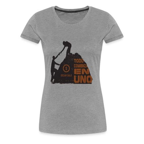 TEAM OS - Women's Premium T-Shirt