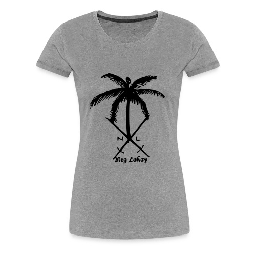 NEG Lakay - Women's Premium T-Shirt