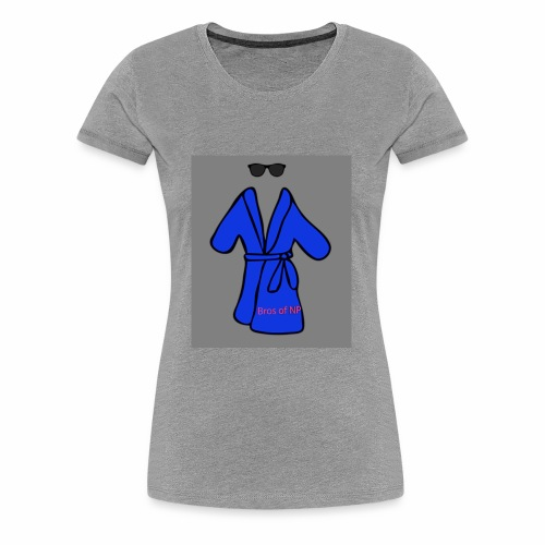 Robe Of NP - Women's Premium T-Shirt