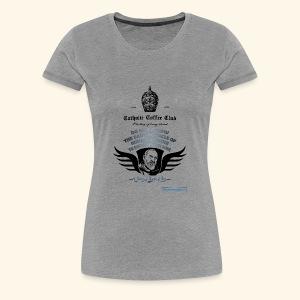 Saint Padre Pio - Women's Premium T-Shirt