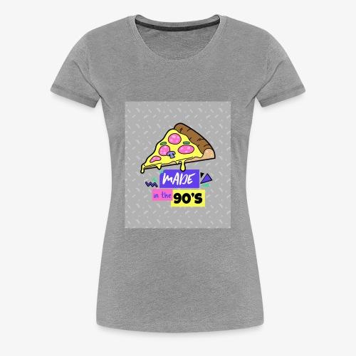 Made In The 90's - Women's Premium T-Shirt