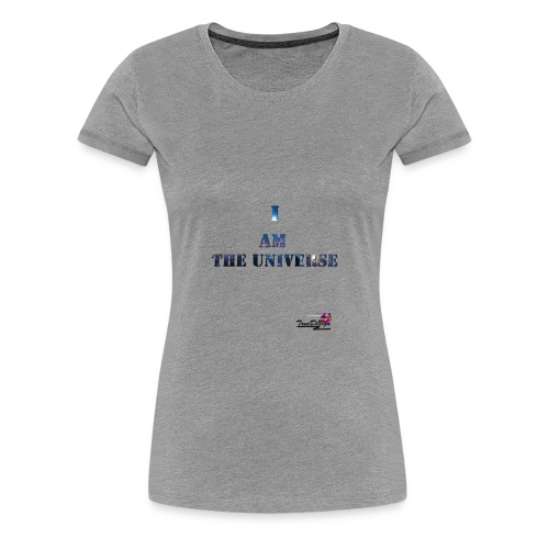 I am the universe - Women's Premium T-Shirt