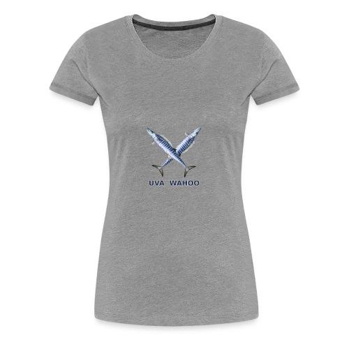 UVa Wahoo - Women's Premium T-Shirt