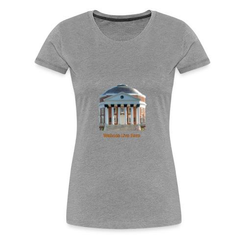 Wahoos' Playground - Women's Premium T-Shirt