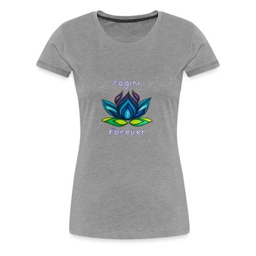BLY Yoga Studio Logo - Women's Premium T-Shirt
