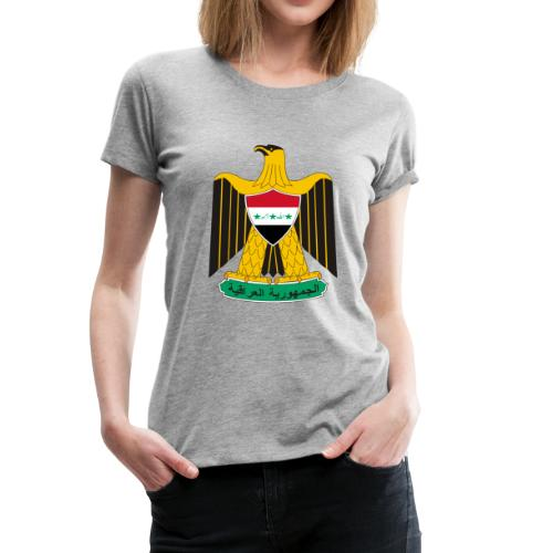 IRAQ EAGLE - Women's Premium T-Shirt
