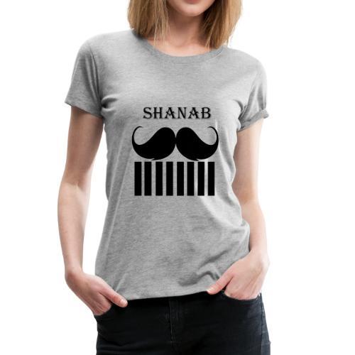 Teshirt logo - Women's Premium T-Shirt