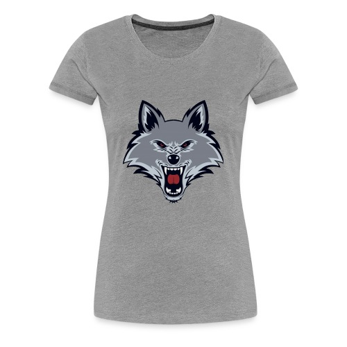 Wonderful Wolf Designs - Women's Premium T-Shirt