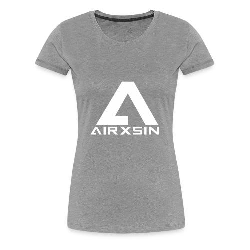 AIRXSIN Logo T - Women's Premium T-Shirt