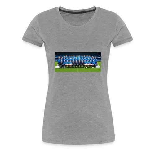 RangersFC - Women's Premium T-Shirt