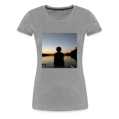 i dig music - Women's Premium T-Shirt