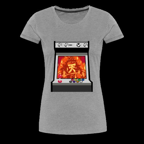 Akuma FD - Women's Premium T-Shirt