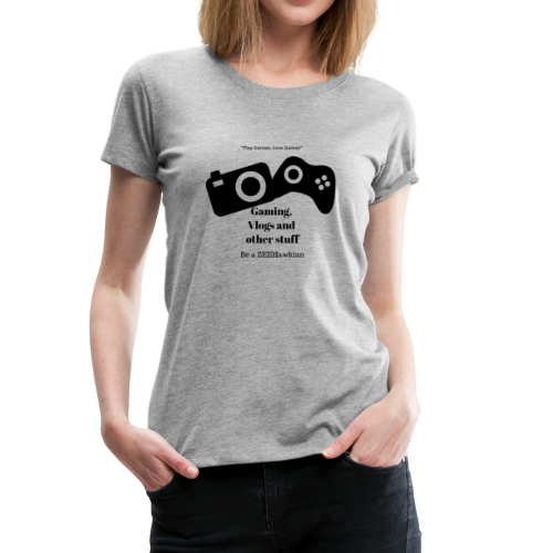 merchd - Women's Premium T-Shirt