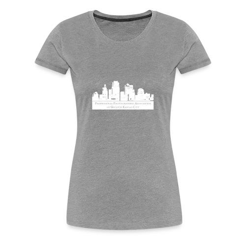 PPAGKC LOGO - Light - Women's Premium T-Shirt