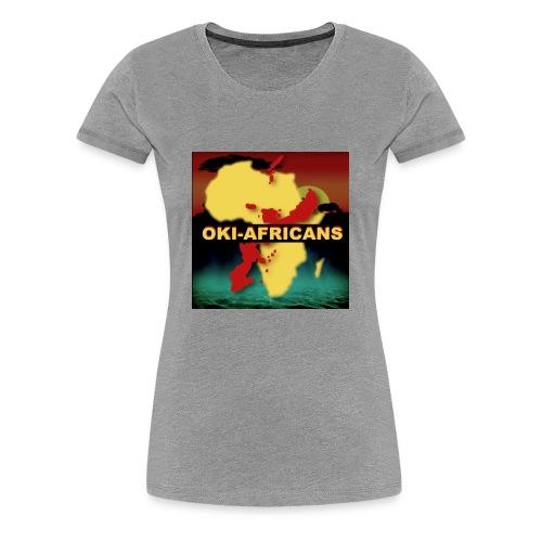 oki-africans - Women's Premium T-Shirt