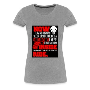 Last ride - Women's Premium T-Shirt