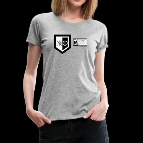 T shirt ScKFred ESRB - Women's Premium T-Shirt