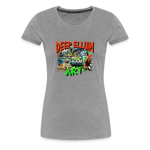 DE Art 2 - Women's Premium T-Shirt
