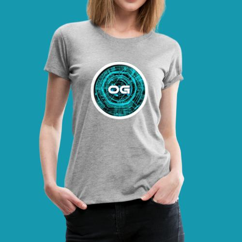 Overated gaming - Women's Premium T-Shirt