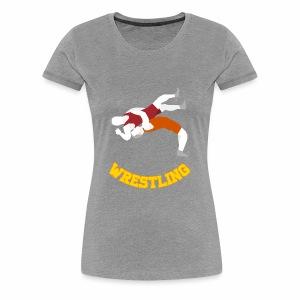 Takedown Shirt - Women's Premium T-Shirt