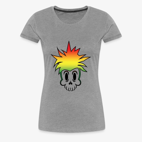 pineapple cartoon 4 - Women's Premium T-Shirt
