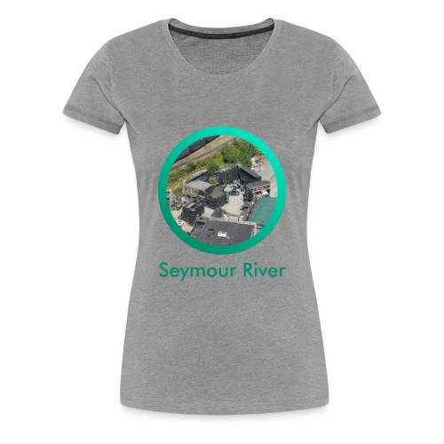 Seymour River - Women's Premium T-Shirt