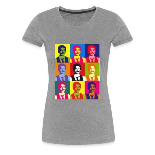 Warhol shirt - Women's Premium T-Shirt