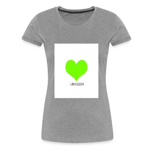 UndeadBarbieStarQueen224 2 - Women's Premium T-Shirt