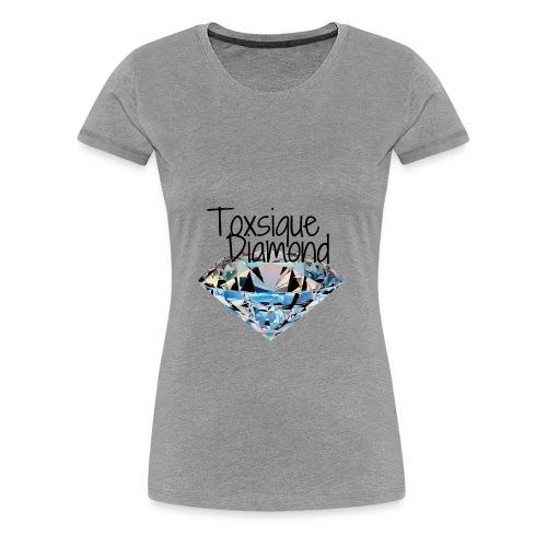 Diamond Love - Women's Premium T-Shirt