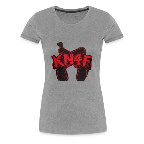 KN4F - Women's Premium T-Shirt